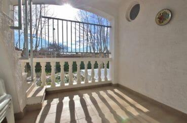 vente maison empuriabrava, 72 m², terrasse couverte, accès par le salon / séjour