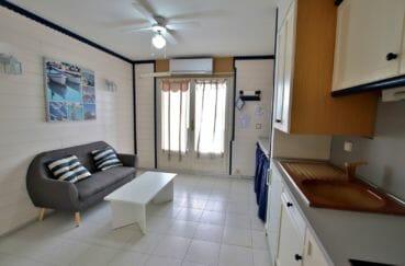vente empuriabrava: appartement avec séjour /salon, veranda de 6 m²