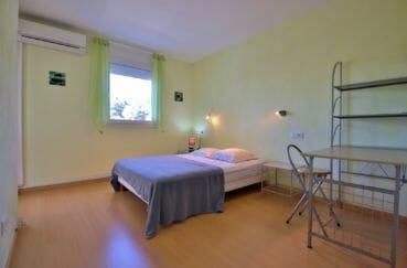vente appartements rosas espagne, 1° chambre à coucher, climatisation