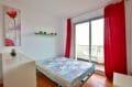 appartement a vendre a empuriabrava, 26 m², canapé convertible dans le séjour