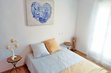 maison a vendre empuriabrava, 1° chambre à coucher, lit double, terrasse