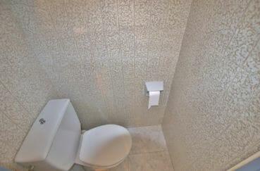 appartement empuria brava, 46 m² vue canal, wc indépendant de la salle de bain
