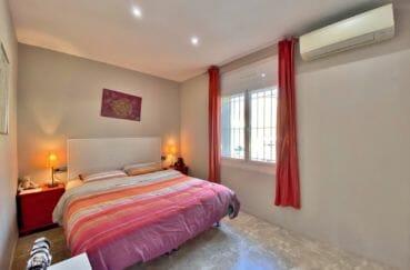 vente immobiliere costa brava: villa 136 m², 1° chambre à coucher avec climatisation