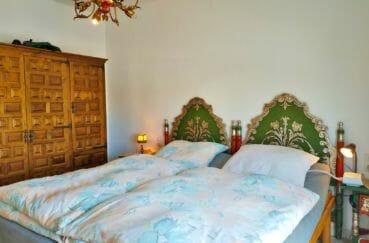 achat maison costa brava, 200 m² avec amarre, 1° chambre à coucher, lit double