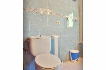 agence empuriabrava, 79 m², aperçu des toilettes dans la salle de bains