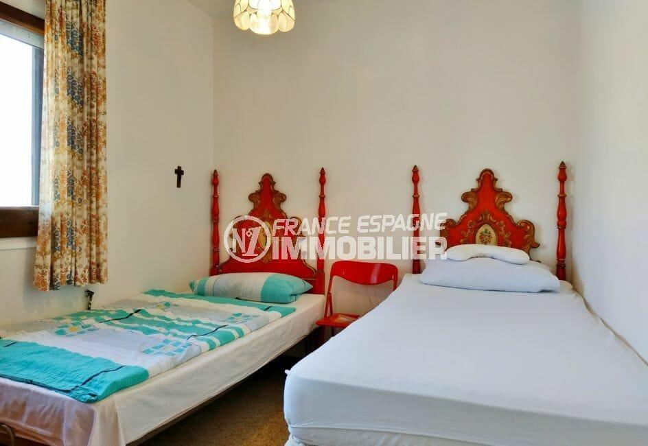 acheter maison costa brava, 200 m² avec amarre, 2° chambre à coucher, lits simples