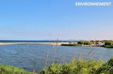 à 150 m de la résidence, la plage d'empuriabrava