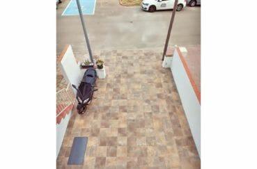 maison a vendre espagne, 96 m² avec terrasse, parking cour intérieure et garage