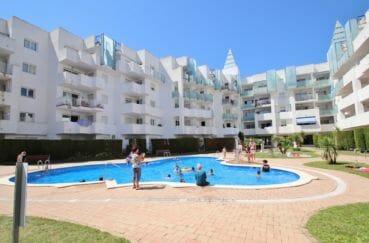 santa margarita: appartement 100 m², agréable piscine communautaire