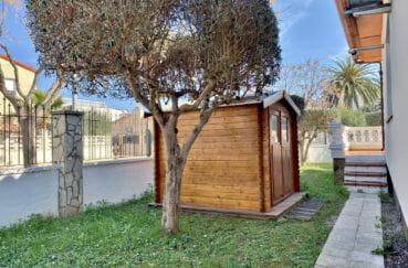 achat maison empuriabrava, 136 m² sur terrain de 372 m², débarras de 10 m²