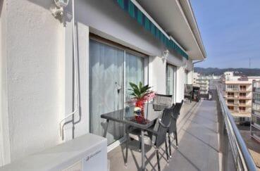 vente appartement rosas, 3 chambres 74 m² avec grande terrasse orientée sud