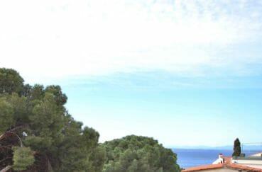 appartement a vendre a rosas, 72 m² avec magnifique vue dégagée sur la mer