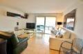 appartement a vendre costa brava, 4 pièces 88 m², salon / séjour, terrasse de 15 m², vue mer