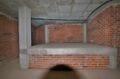rosas en espagne: local commercial 157 m², mur et estrade en brique rouge
