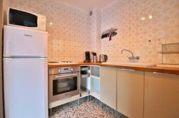 achat appartement rosas, 81 m², cuisine indépendante aménagée et équipée
