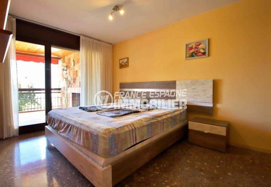 achat appartement rosas, 5 pièces 108 m², suite parentale avec accès terrasse