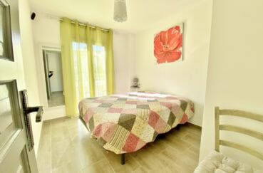 maison à vendre empuriabrava, 3pièces 48 m², 1° chambre à coucher, lit double, climatisation