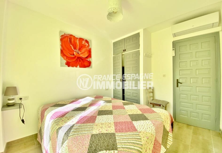 maison a vendre a empuriabrava, 3 pièces 48 m², 1° chambre avec climatisation