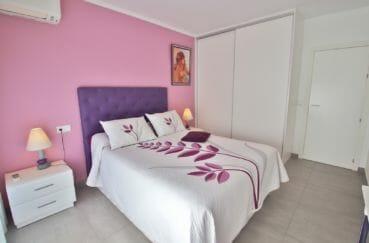 appartement à vendre à rosas espagne, 3 chambres 74 m², 1ère chambre avec grande penderie intégrée