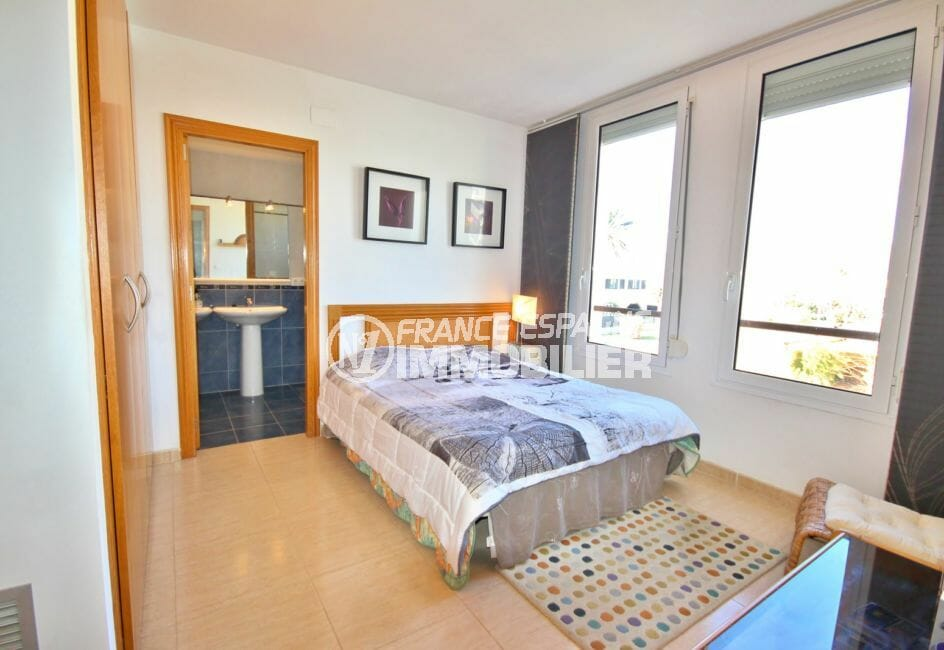 appartement à vendre à empuriabrava, 97 m² avec suite parentale, salle de bain, wc