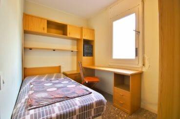 acheter appartement costa brava, 5 pièces 108 m², 3° chambre à coucher avec bureau