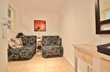 vente appartement costa brava, 4 pièces 88 m², 3° chambre à coucher avec 2 chauffeuses