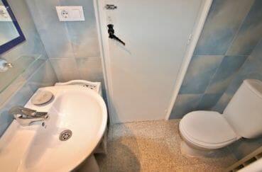 roses immo: apparement 72 m², salle d'eau carrelée avec douche et wc