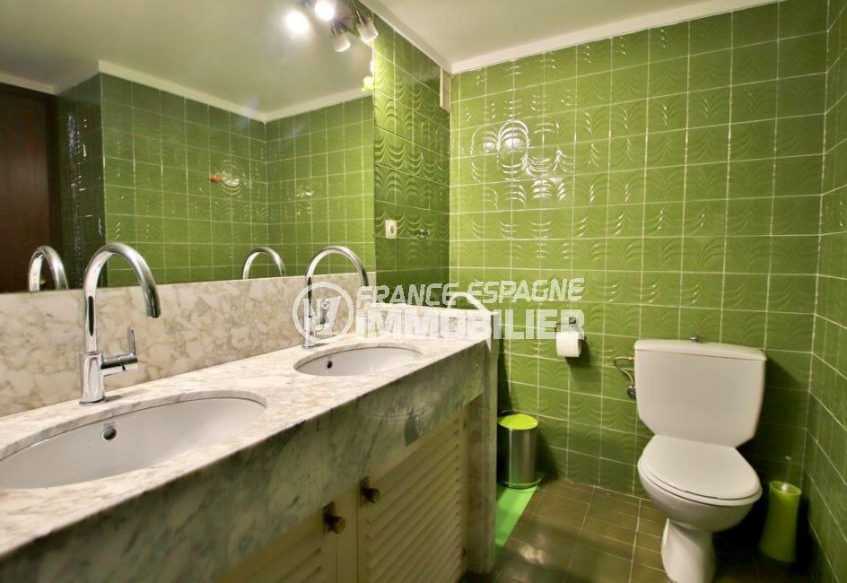appartement à vendre rosas, 5 pièces 108 m², 2° salle de bain avec wc