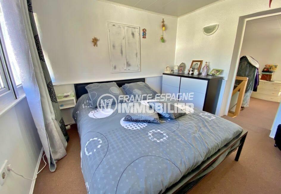 santa margarida: villa 70 m², 1° chambre à coucher, lit double