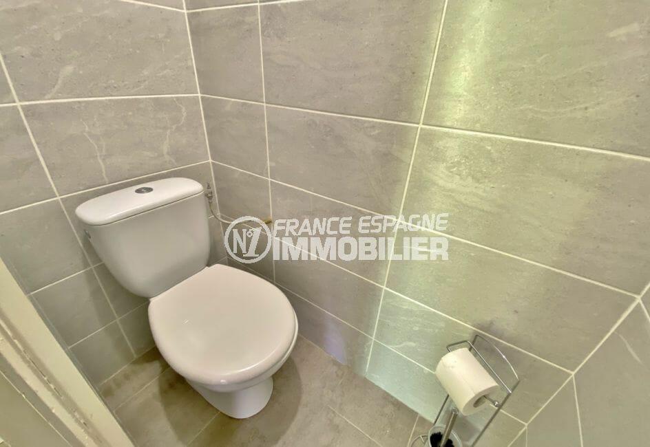 immobilier espagne bord de mer: villa 3 pièces 48 m², 2° wc indépendant