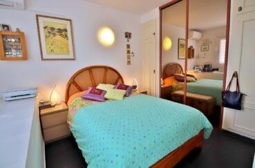 achat maison roses espagne, 4 pièces 100 m², 1° chambre à coucher avec penderie
