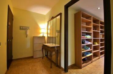 appartement à vendre roses espagne, 5 pièces 108 m², dressing à coté du hall d'entrée