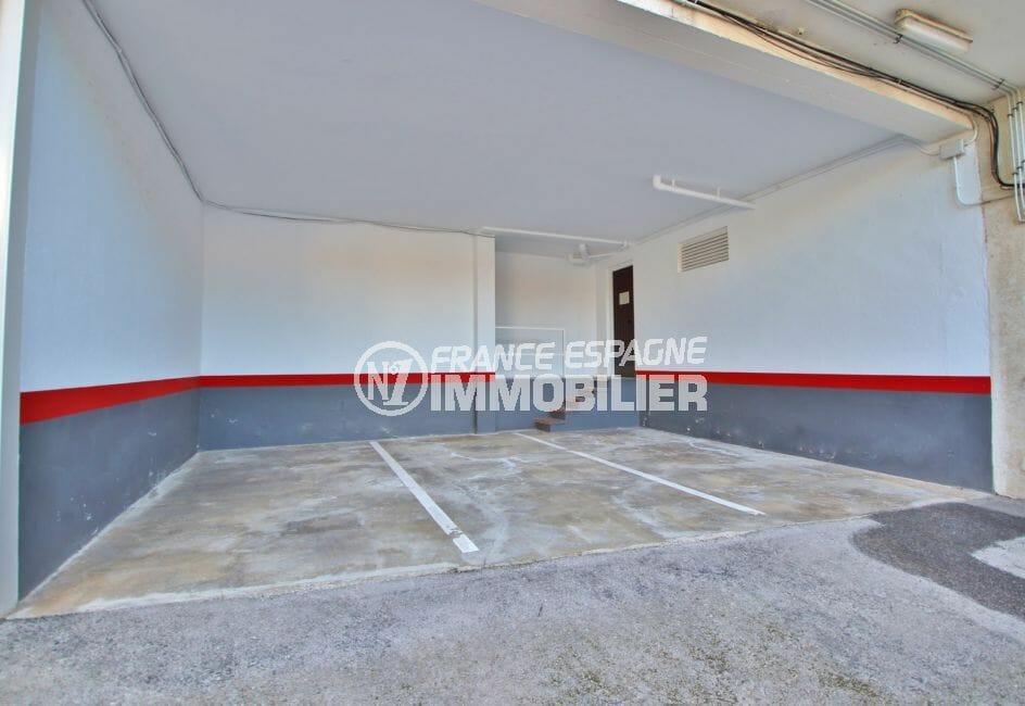 appartement a vendre roses, 5 pièces 108 m², place de parking privé