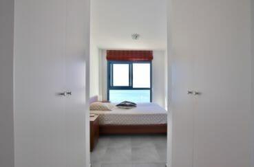 achat immobilier roses espagne: villa 255 m², chambre à coucher avec vue sur la mer