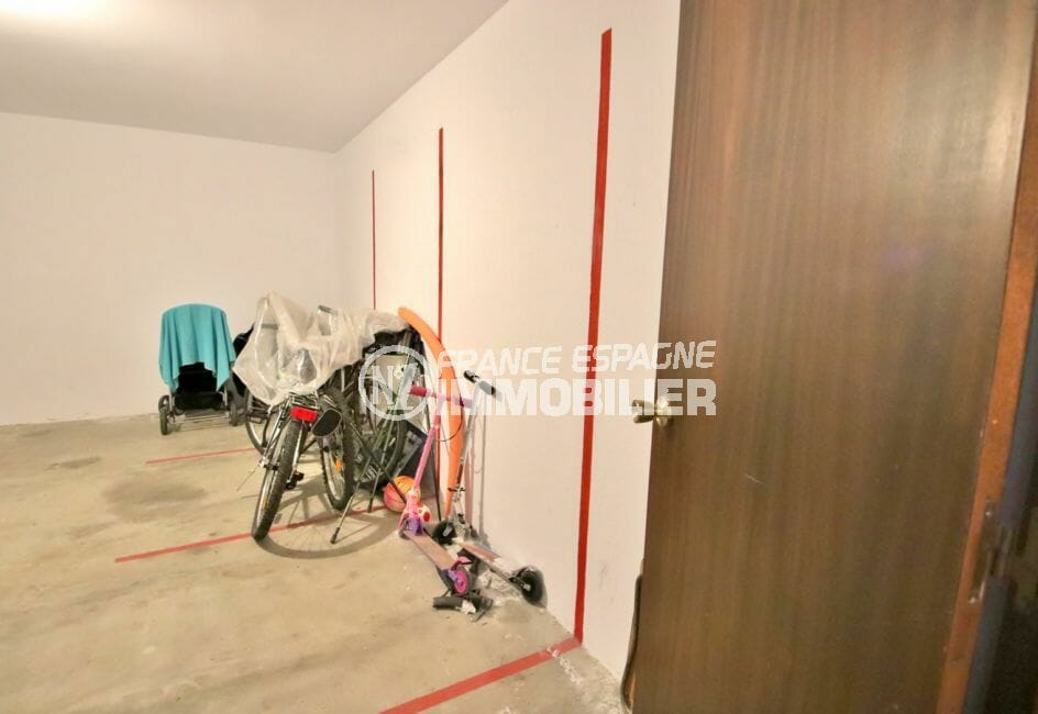 achat appartement espagne costa brava, 5 pièces 108 m², local à vélo