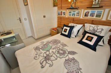 immo center rosas: villa 4 pièces 100 m², 2° chambre à coucher avec armoire encastrée