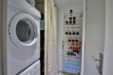 acheter villas a rosas, 76 m², buanderie avec lave linge, sèche linge, rangements