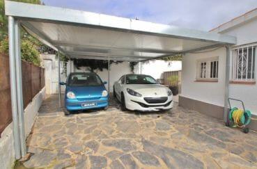 maison a vendre rosas costa brava, 76 m², abris pour voitures