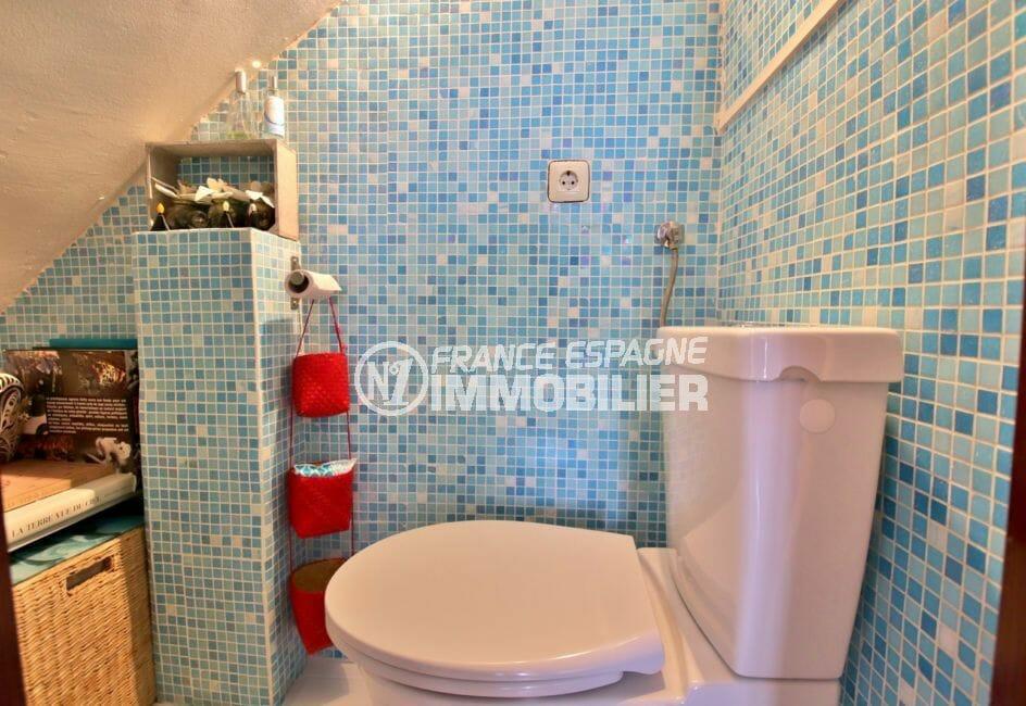 vente immobiliere costa brava: villa 4 pièces 100 m², wc indépendant