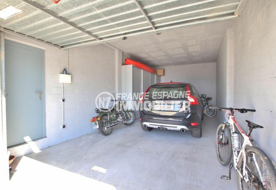 maison a vendre rosas espagne, 255 m² avec parking extérieur et garage de 49 m²