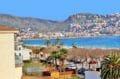 vente appartement rosas, 4 pièces avec terrasse solarium de 130 m² vue mer, parking, plage à 200 m