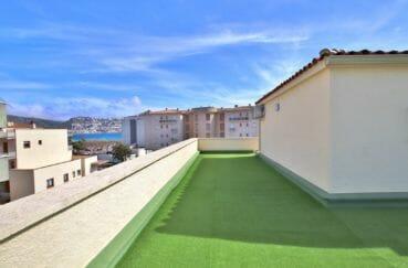 achat appartement rosas, 4 pièces 65 m², atico, magnifique vue mer