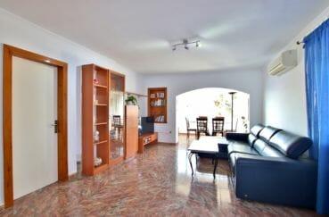 acheter en espagne: villa 2 chambres 84 m² solarium, salon avec terrasse