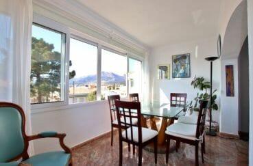 roses espagne: villa 2 chambres 84 m² solarium, salle à manger lumineuse