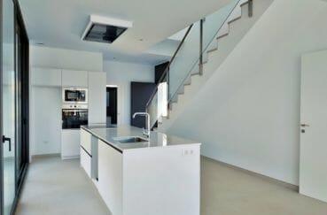 achat maison costa brava, villa 200 m² avec amarre, cuisine aménagée, four, plaques, hotte