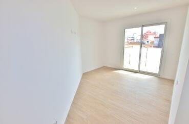 appartement à vendre à rosas espagne, de 72, 83 ou 93 m², salon lumineux, exposition sud