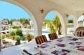 maison a vendre a empuriabrava avec amarre, villa 208 m², terrasse couverte, barbecue