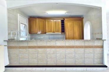 vente maison empuriabrava, 4 pièces 128 m², cuisine américaine avec passe-plat