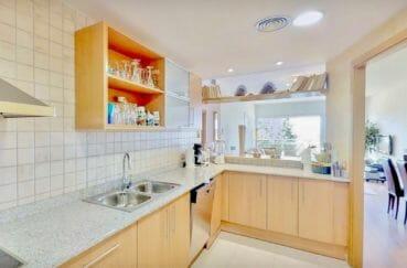 acheter appartement costa brava, 5 pièces 136 m², cuisine équipée, four, hotte