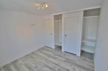 vente immobilier rosas espagne: appartement 4 pièces 65 m², 2° chambre avec armoire / penderie
